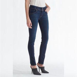 Hudson Collin Midrise Skinny Jean